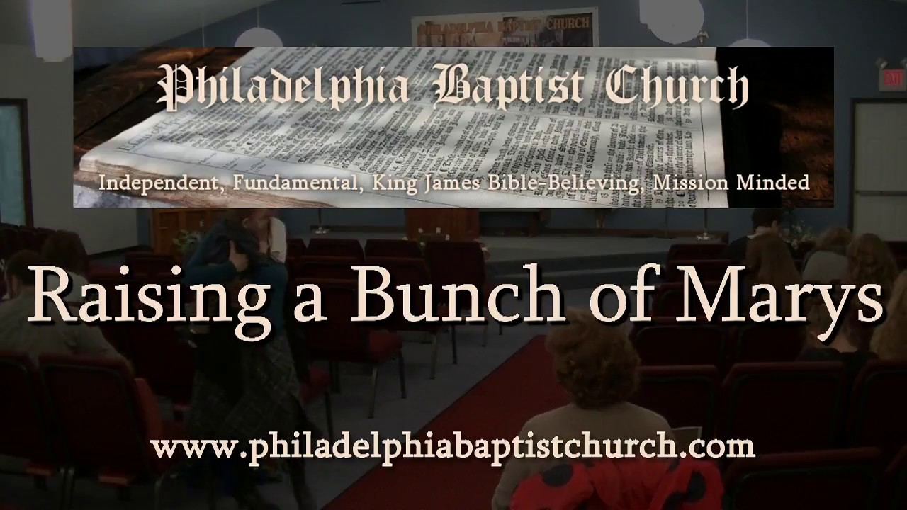 Sermons, Posts, & Outlines | Philadelphia Baptist Church of
