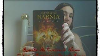 Resenha #6: As Crônicas de Nárnia O Leão, a Feiticeira e o Guarda-roupa