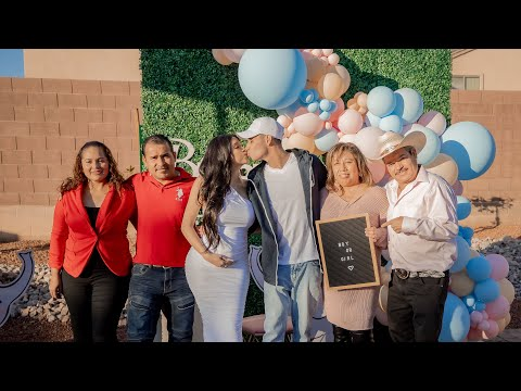 OUR GENDER REVEAL!! IT'S A...