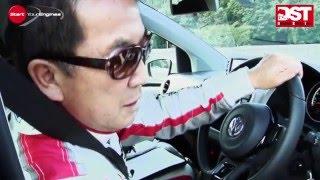 ホンダN Box Gカスタム・ターボパッケージ vs フォルクスワーゲン・ハイ・アップ! Part.1(加速・減速編)【DST#048-01】
