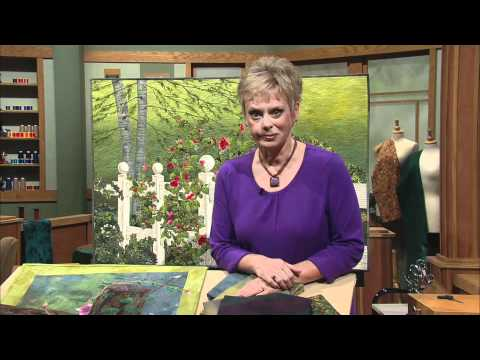 the art of landscape quilting nancy zieman
