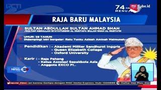 Inilah Profil Raja Baru Malaysia, Sultan Abdullah Sultan Ahmad Shah   Sis 01/02