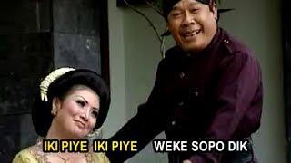 Weke Sopo - Eddy Laras & Ami Ds