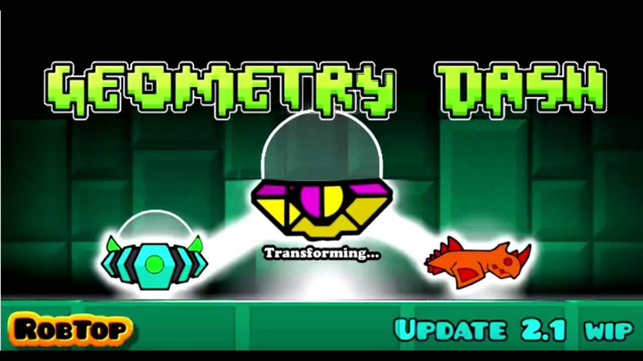 geometry dash 2.1