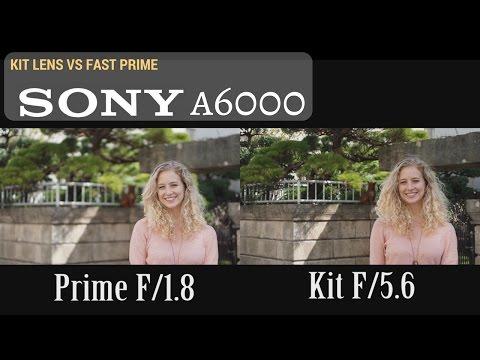 Kit Lens vs Fast Prime Lens