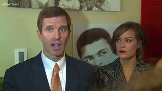 Andy Beshear Announces Bid For Governor