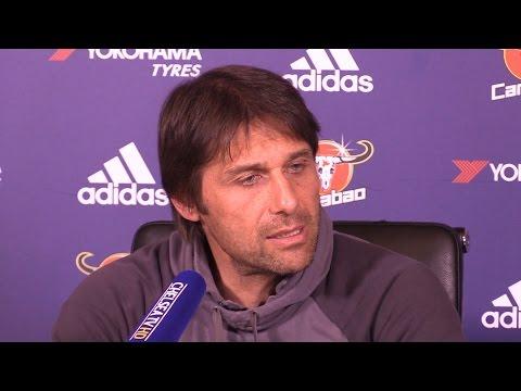Antonio Conte Full Pre-Match Press Conference - Chelsea v Middlesbrough