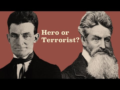 The Life And Times Of John Brown
