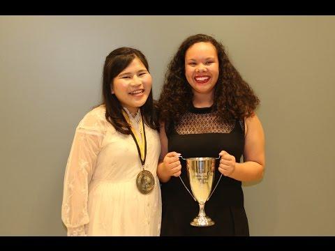 April 24, 2017 - DePauw University's Academic Awards Convocation