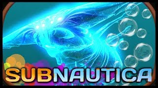 GHOST LEVIATHAN ATTACK & CUDDLEFISH!! | Subnautica #20 (Full Release)