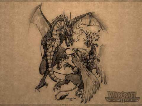 Warcraft 2 Soundtrack Orc 03 Youtube