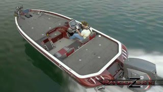 Ranger Z521c On Water Footage