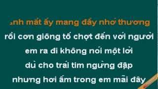 Em Da Troi Xa Karaoke - Gmc - CaoCuongPro