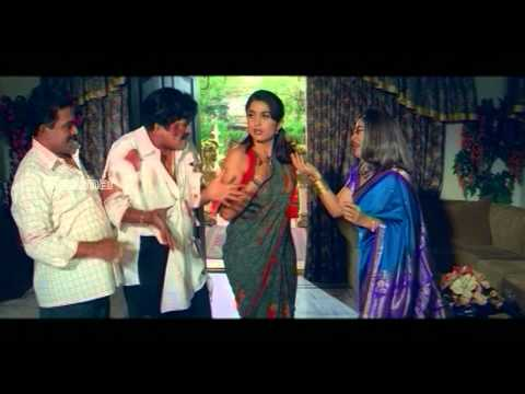 Maa Alludu Very Good Movie  Kovai sarala welcoming Rajendra prasad, Ramya krishna Comedy