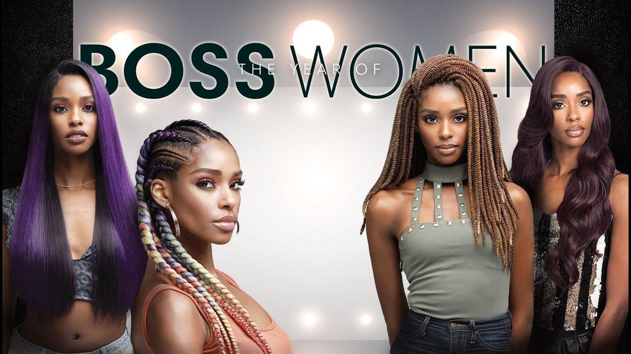 Hairstyles January 2019: BOBBI BOSS 2019 January Hair Styles Line Up!