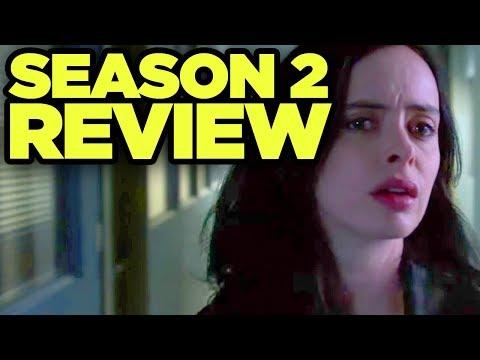JESSICA JONES Season 2 REACTION!