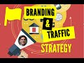Branding and Traffic Strategies to Beat Your Competition