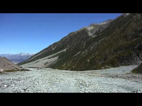 20150112 Ball Shelter Hut Track, Aoraki & Mount Cook National Park, New Zealand, Part 6