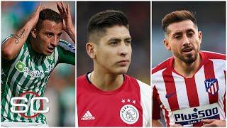 A Herrera, Guardado y Álvarez les tocará trabajar más duro para brillar en Europa | SportsCenter