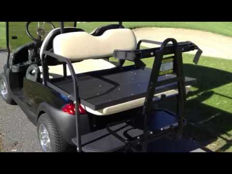 2006 Club Car Precedent With Custom Bmw M Series Paint Job Youtube