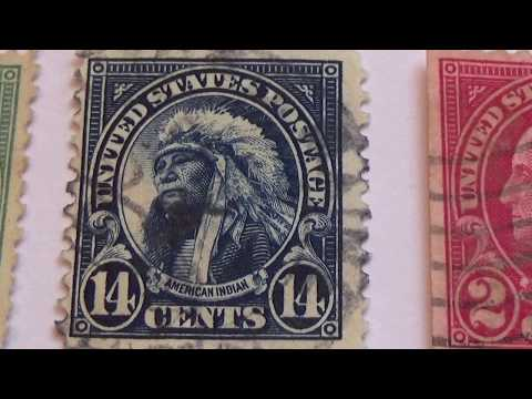 Mostly Rare U.S. Postage Stamps