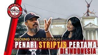 SEJARAH PENARI STRIPTIS PERTAMA DI INDONESIA   MISTERI GEDUNG MARABUNTA SEMARANG