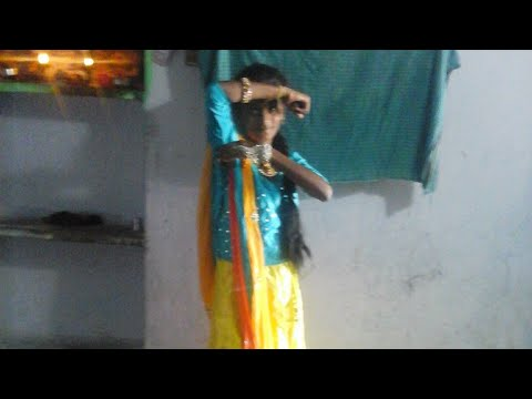 Chatal band dance by a small girl