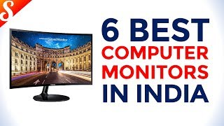 6 Best Computer Monitors to Buy in India with Price