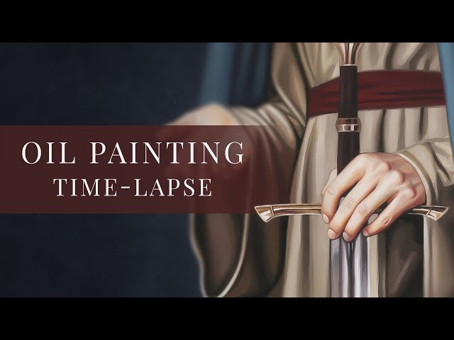 Join the Fight » Oil Painting Time-lapse by Tianna Williams