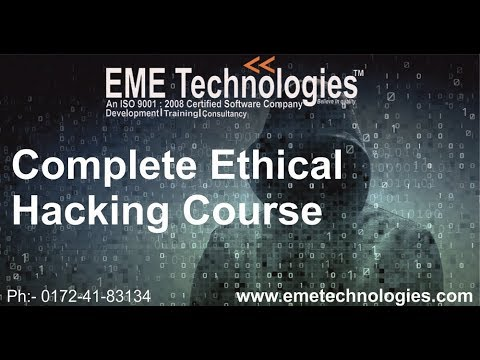 ethical hacking course details in hindi