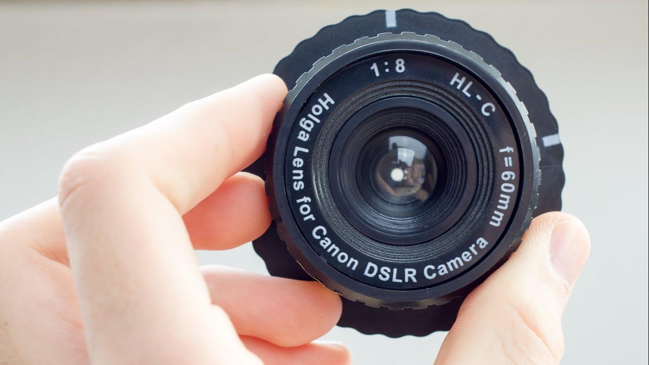 📷 Lomography Holga Objektiv 8,0/60mm Review - Objektiv für 20 ...
