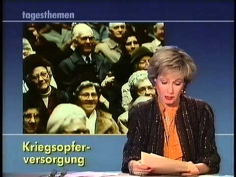 ARD Tagesthemen 15.2.1990