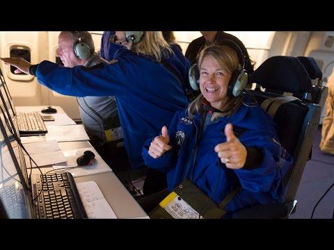 Dr Dava Newman, Deputy Administrator NASA