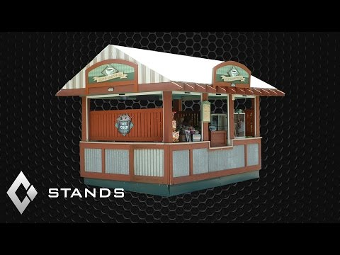 Stands - Custom Mobile Food Equipment