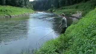 Wędkarstwo spinningowe - Recepta na skuteczne łowienie kleni i jazi - Chub and Ide Fishing