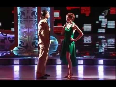"""Ekaterina Krysanova and Maxim Shabalin """"Sway""""  Bolero, Episode 4"""