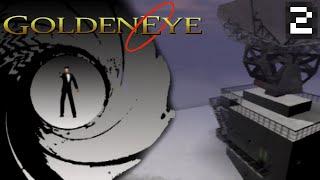 #02: Surface 1 & Bunker 1 | Secret Agent [ Goldeneye 007— N64 ]