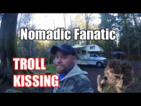Nomadic Fanatic -- Troll Kissing