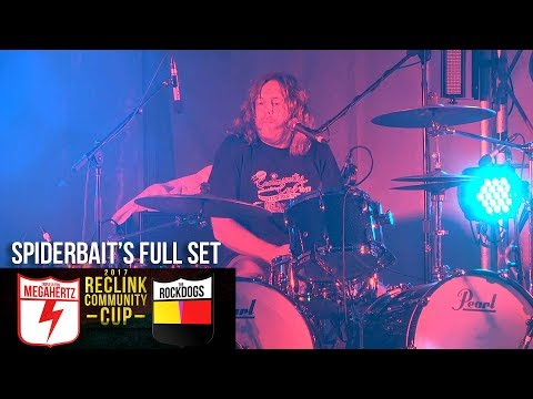 Spiderbait // Full Set (Live) // 2017 Melbourne Community Cup