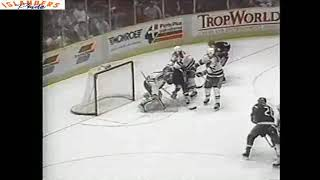November 7 1990 Islanders at Devils highlights