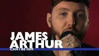 James Arthur   'Can I be Him' (Capital Live Session)