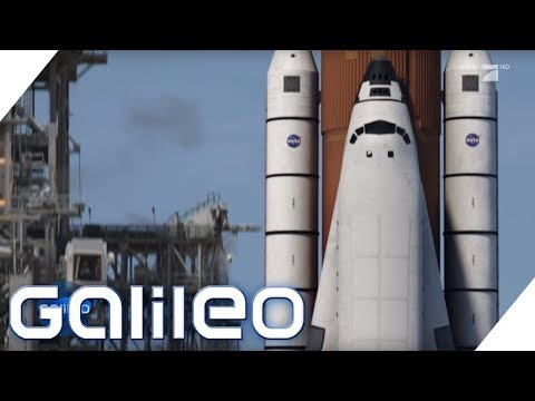 Raumfahrtunglück Challenger: Können wir Geschichte verändern? | Galileo | ProSieben