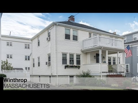 Video of 43 Dolphin Avenue   Winthrop Massachusetts real estate & homes by Carole Rocha