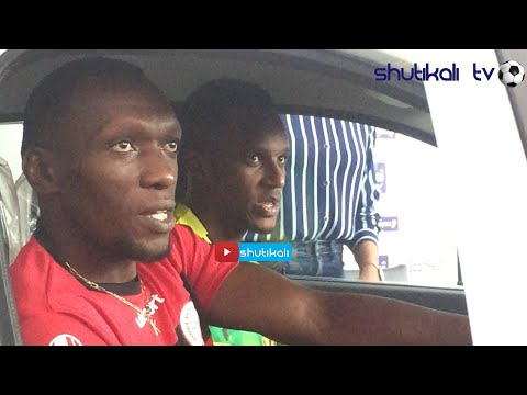 Duuh noma Meddie Kagere uso kwa uso na Patrick Sibomana #sportpesa