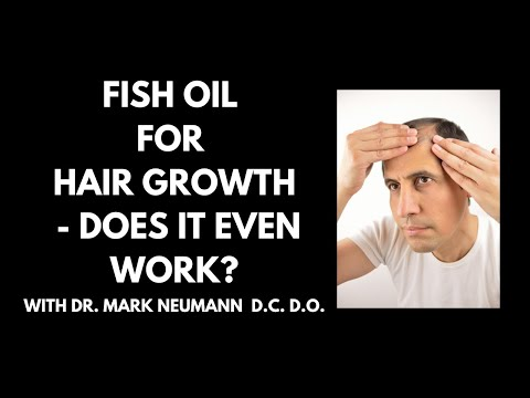 Fish Oil For Hair Growth - Does It Even Work?
