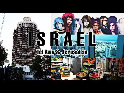 4 nights in israel ||  tel aviv & jerusalem