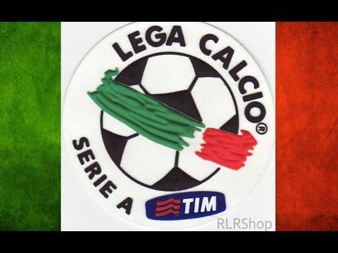 Lega calcio serie a 2004-2005 season highlights (fifa 06 retro)
