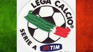 Lega Calcio Serie A 2004 2005 Season Highlights FIFA 06 Retro
