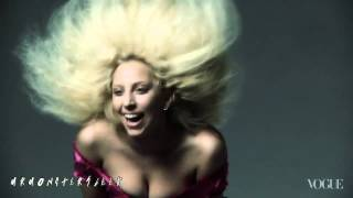 Lady Gaga VOGUE September 2012 (Behind the Scenes) HD Thumbnail