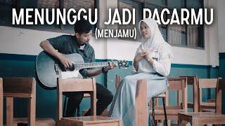 Gambar cover Menunggu Jadi Pacarmu (Menjamu) - Brisia Jodie (Rias Putri COVER)
